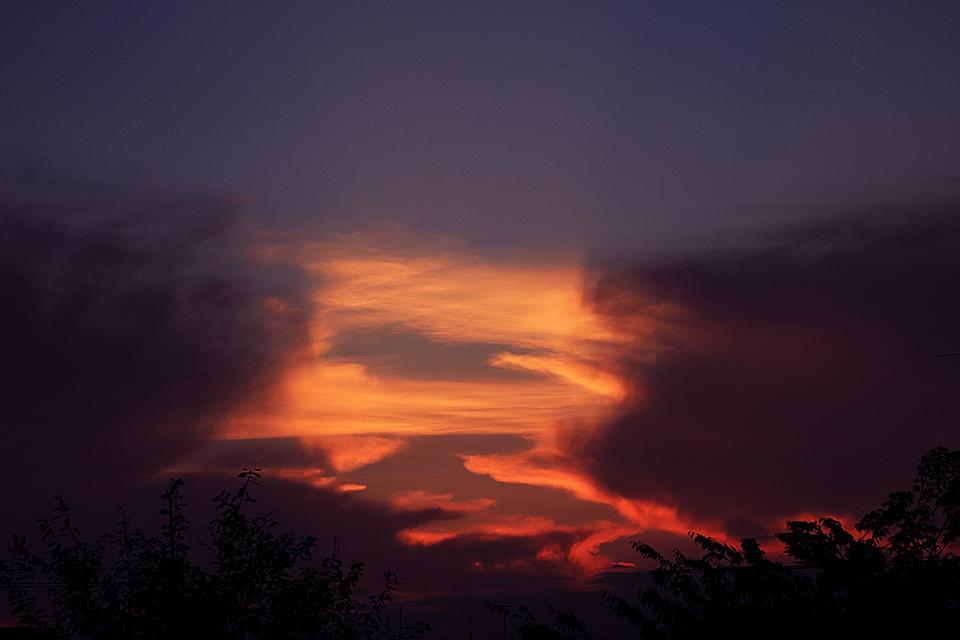 遥かなる雲影 (その2)