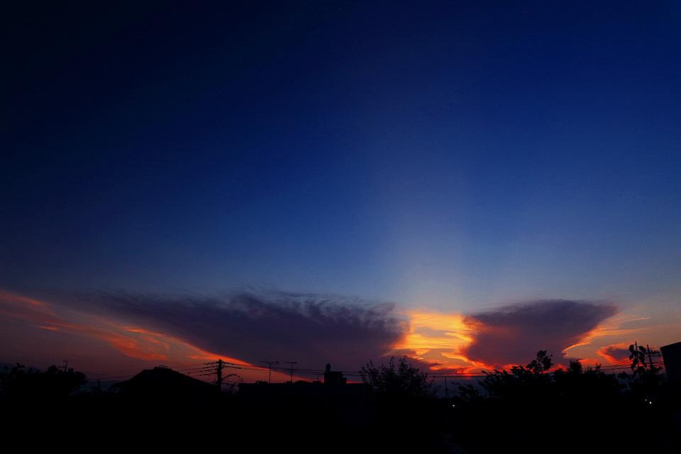 遥かなる雲影 (その1)