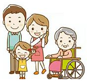 バリアフリー家族1