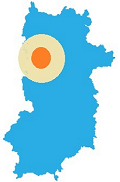 奈良県地図2