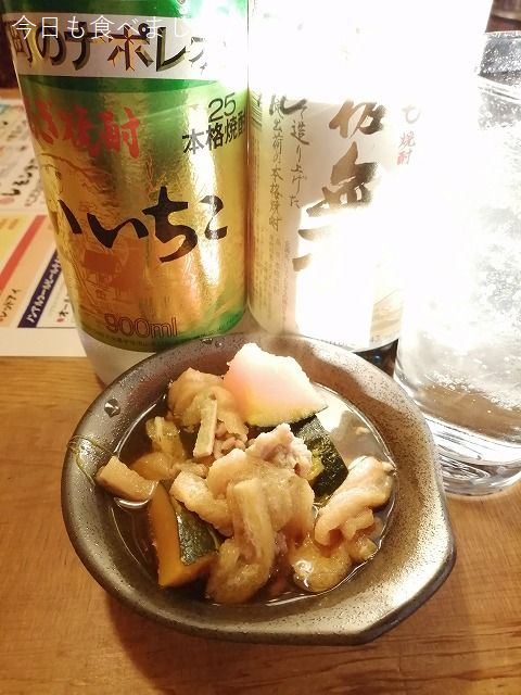 楽しくて安くて美味しいので連日の訪店です!!!(尼崎市神田北通・居酒屋ざぶとん)