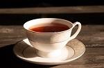 飲み物-ティーカップと紅茶