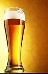 飲み物-黄金色のビール