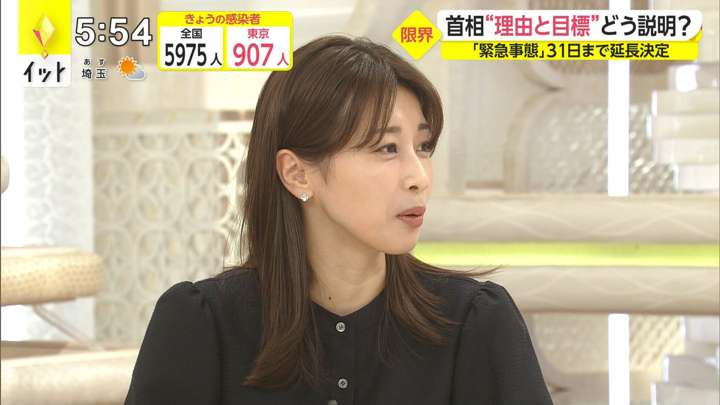 2021年05月07日加藤綾子の画像12枚目