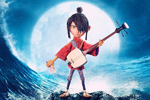 映画「KUBO クボ 二本の弦の秘密」-1