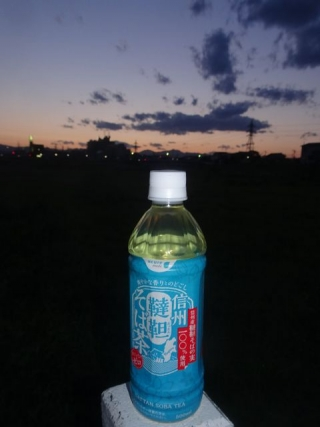 信州そば茶 (2)