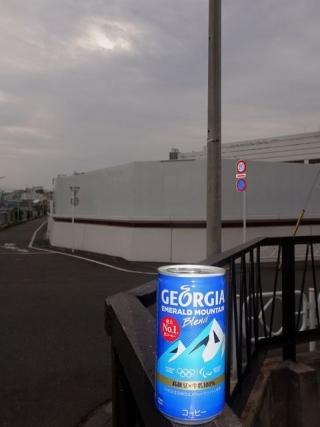 ジョージアノーマル缶