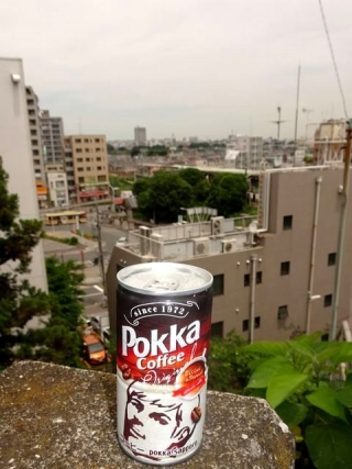 ポッカコーヒー (2)