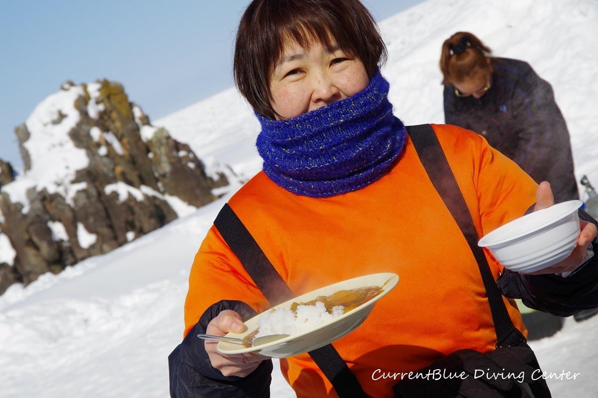 カレントブルー流氷ダイビングツアー (15)