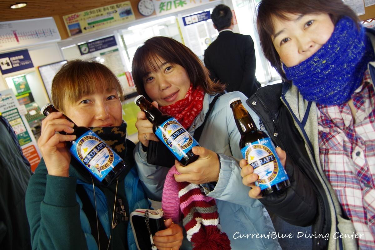 カレントブルー流氷ダイビングツアー (23)