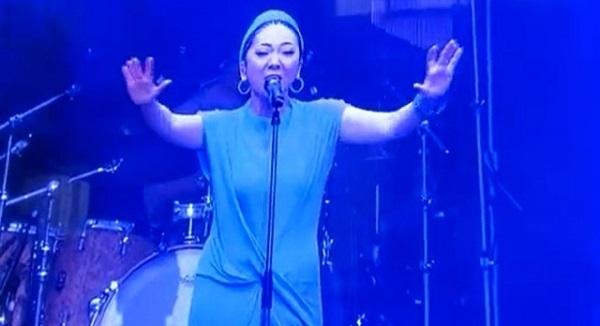 20210824MISIAが左翼祭典で君が代熱唱!フジロックで再び国歌!パヨクや韓国が猛批判!一般国民は称賛