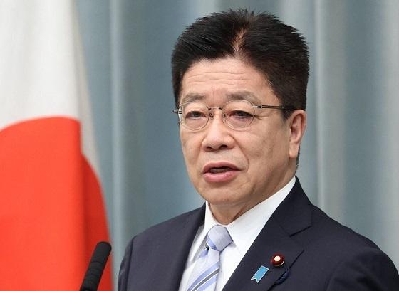 竹島削除要求「毅然と対応」 五輪サイト地図 加藤官房長官