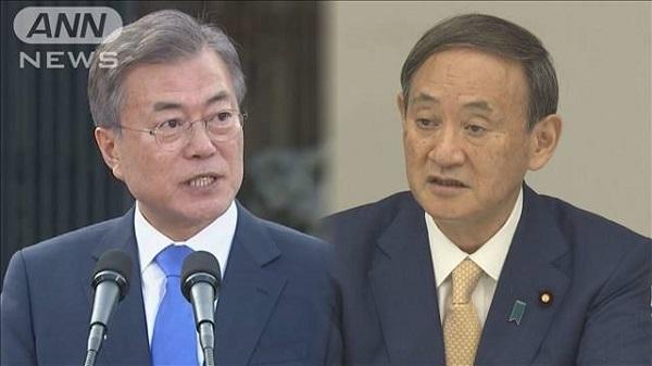 20210714文在寅来日「日本の態度が重要」・会談を切望し威張る!「金よこせ」と命令する乞食・首脳会談するな