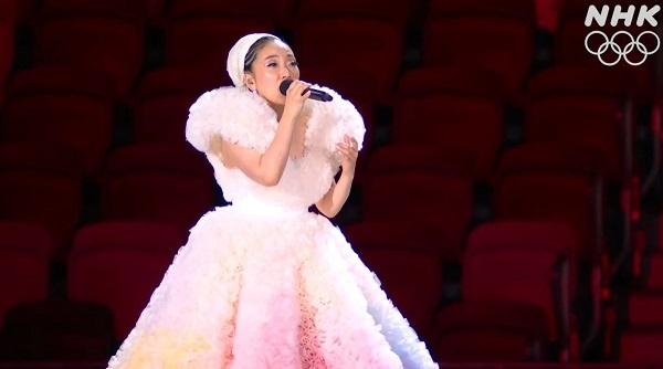20210726韓国が開会式の君が代を批判「トップ歌手MISIA、開会式で日本帝国主義の象徴『君が代』歌う」