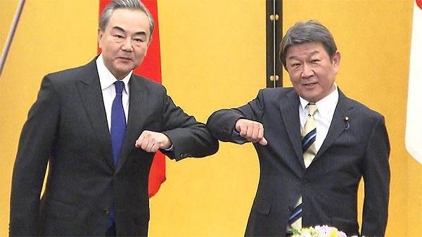 日支ビジネス往来を再開!茂木外相「日本を多民族社会に変える。定住外国人に地方参政権を与える」