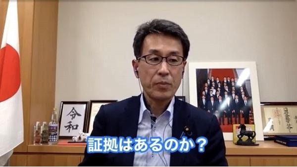 20210613小野田紀美「毅然と決議すべき」!長尾たかし「対中非難決議案に全野党が賛同!自公と外務省が抵抗」