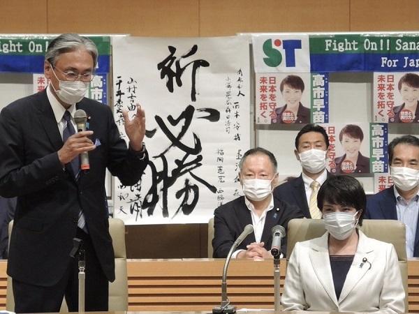 山田宏 自民党参議院議員 @yamazogaikuzo 昭和33(1958)年生。自民党広報