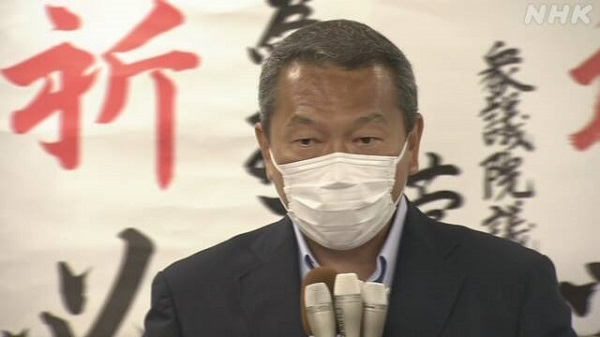 20210822カジノ阻止の山中竹春が当確!横浜市長選挙・国も在日特権を廃止しろ(カジノ法破棄やパチンコ禁止)