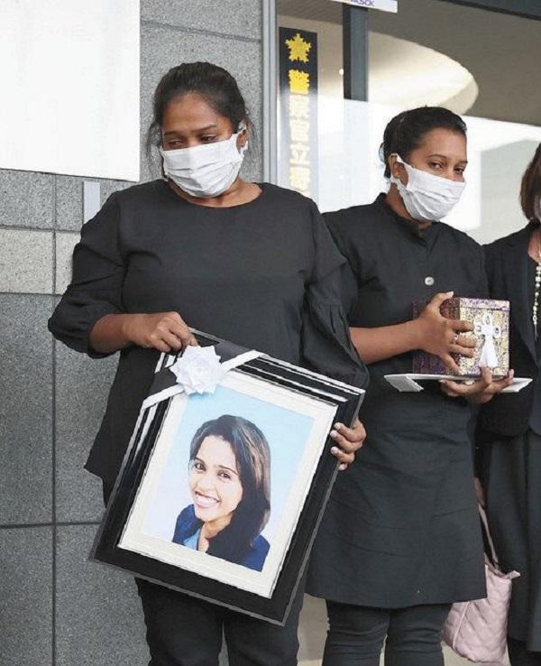 20210525パヨク「病気になれば仮釈放してもらえる」入管で死亡したスリランカ人のウィシュマに指示・福島瑞穂