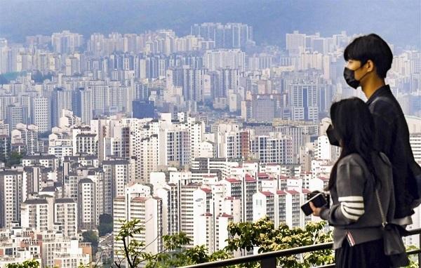 20210823韓国で銀行の融資中止のドミノ!金融当局が融資規制を強化!不動産バブル崩壊へ・株価や為替にも影響