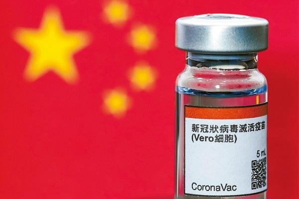 中国のシノバック製ワクチン