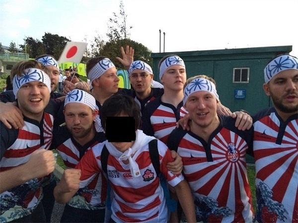 イングランドのラグビーファン20210530東京五輪、旭日旗は持ち込み可!「国内で広く使用されており、禁止には該当しない」・韓国が異常!