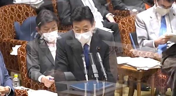 最近は、立憲民主党の枝野幸男や陳哲郎(福山哲郎)なども、テレビ番組や記者会見や国会などで東京五輪の開催を中止を主張している。