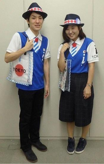パクリ再確認!東京五輪おもてなし制服!李氏朝鮮の王宮守衛の衣装の丸パクリ・支那韓国の笑い者