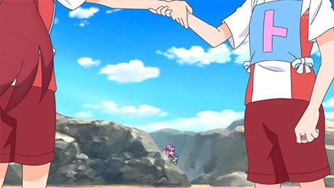 【トロピカル~ジュ!プリキュア】第11話「もりあがれ!海辺のサンドアート!」07