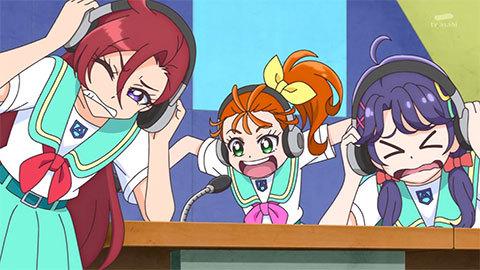 【トロピカル~ジュ!プリキュア】第13話「ドタバタ校内放送!響け、人魚の歌!」09