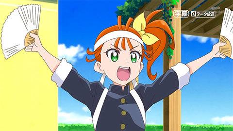 【トロピカル~ジュ!プリキュア】第15話「みのりがローラで、ローラがみのり!?」01