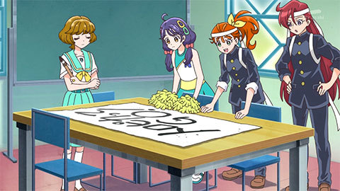 【トロピカル~ジュ!プリキュア】第15話「みのりがローラで、ローラがみのり!?」09