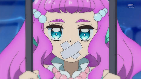 【トロピカル~ジュ!プリキュア】第16話「魔女の罠!囚われたローラ!」19