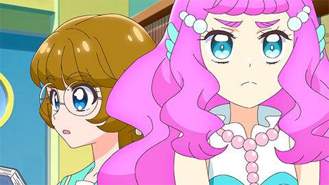 【トロピカル~ジュ!プリキュア】第16話「魔女の罠!囚われたローラ!」06