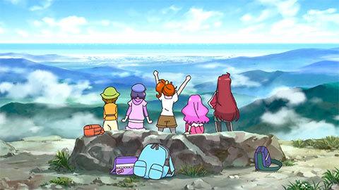【トロピカル~ジュ!プリキュア】第16話「魔女の罠!囚われたローラ!」01