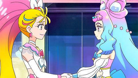 【トロピカル~ジュ!プリキュア】第20話「名探偵みのりん!消えたメロンパン事件!」16