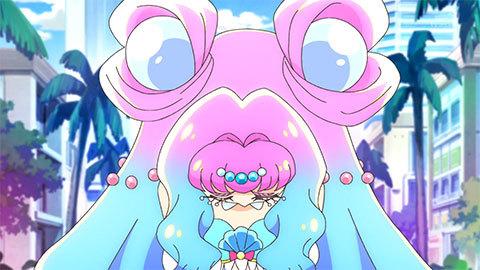 【トロピカル~ジュ!プリキュア】第20話「名探偵みのりん!消えたメロンパン事件!」15
