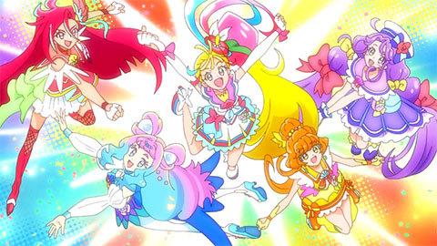【トロピカル~ジュ!プリキュア】第20話「名探偵みのりん!消えたメロンパン事件!」12