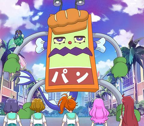 【トロピカル~ジュ!プリキュア】第20話「名探偵みのりん!消えたメロンパン事件!」11