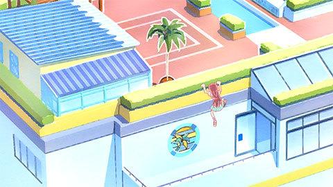 【トロピカル~ジュ!プリキュア】第20話「名探偵みのりん!消えたメロンパン事件!」07