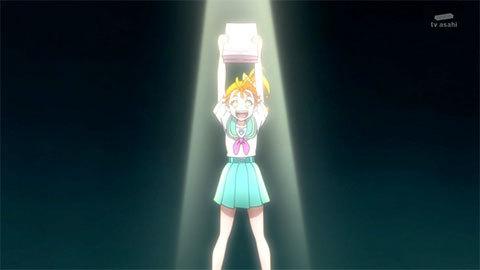 【トロピカル~ジュ!プリキュア】第20話「名探偵みのりん!消えたメロンパン事件!」01