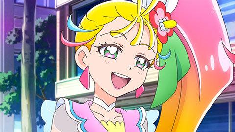 【トロピカル~ジュ!プリキュア】第20話:APPENDIX-01