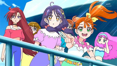 【トロピカル~ジュ!プリキュア】第21話「夏休み!トロピカる部の合宿計画!」20