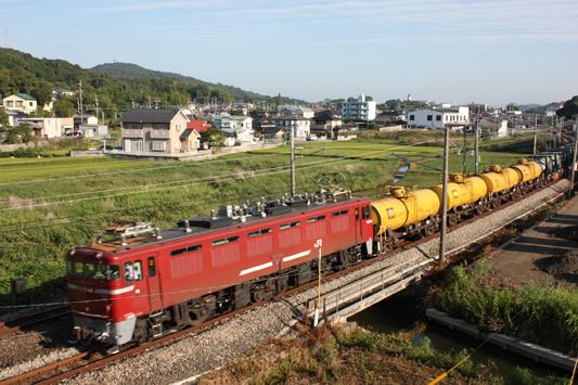 2009-9-13甘木陸橋4175レ (18)c