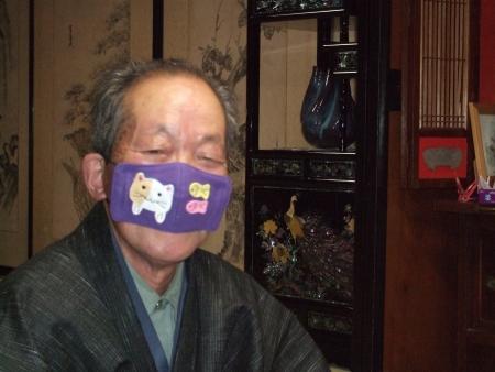 マスク生活