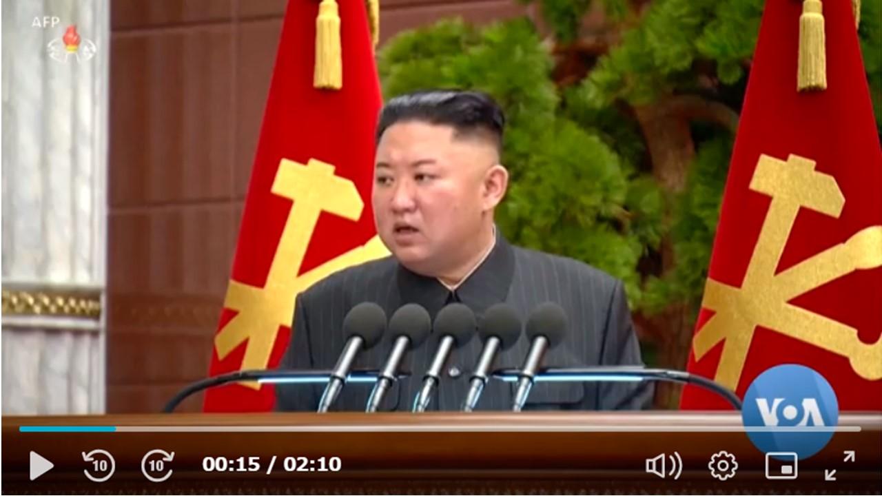 Kim Jong Un, June 29 2021