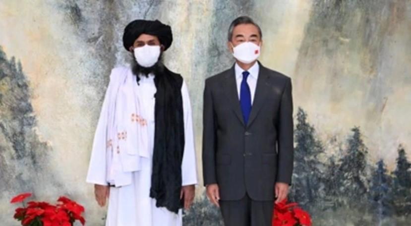 中国とアフガン
