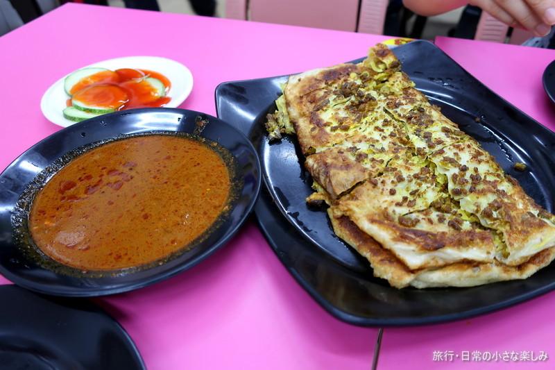 SINGAPORE ZAM ZAM マレー料理