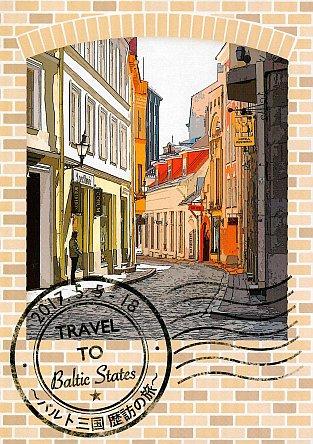 TRAVEL TO Baltic States ~バルト三国 歴訪の旅~