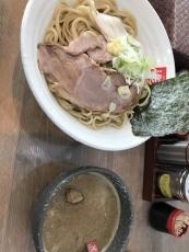 煮干しつけ麺